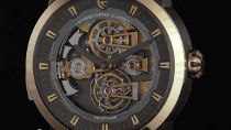 The Soprano watch presented by Christophe Claret